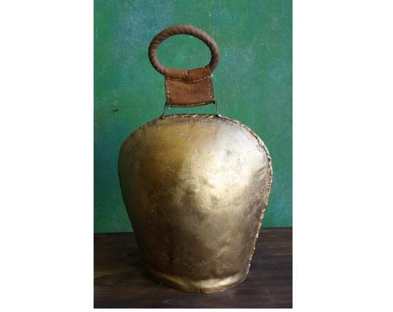 Big Brass Cow Bell
