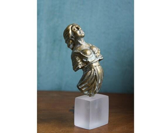 Beautiful Angel Mermaid Figurehead
