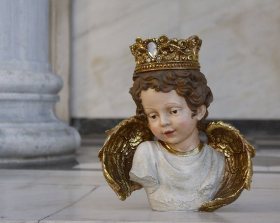 Very Beautiful Angel Figurine