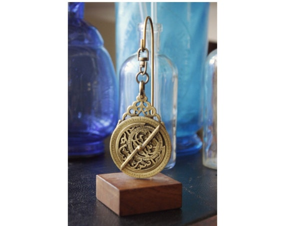 Oriental Astrolabe Miniature