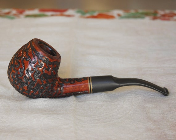 Original Greek Wooden Pipe