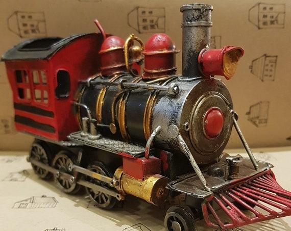 Metal Train Miniature