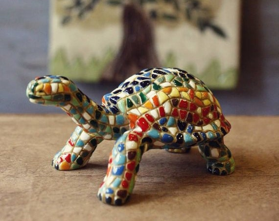 Mosaic Turtle