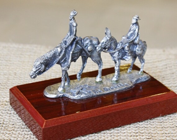 Don Quixote Miniature