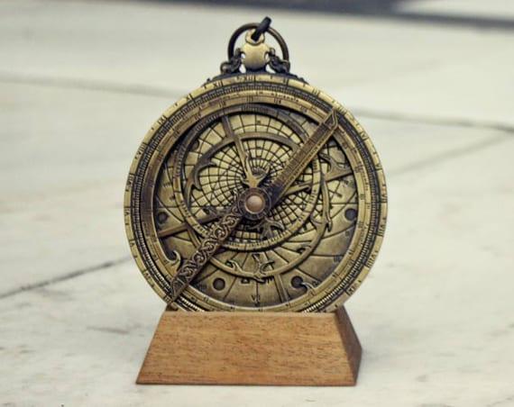Astrolabe Navigation device