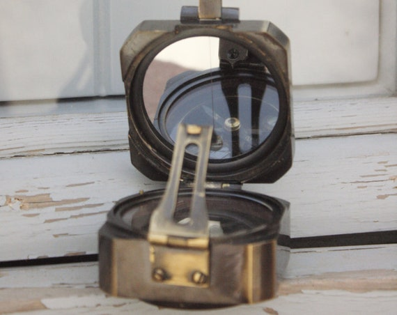 Water Clock- Compass