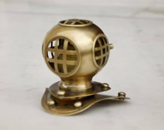 Diving Suit Helmet Miniature