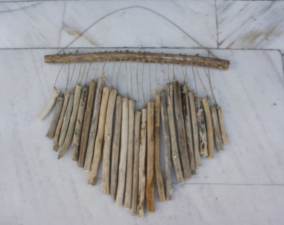 Big Wooden Wind Chime