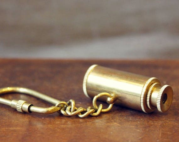 Naval Binocular  Key chain