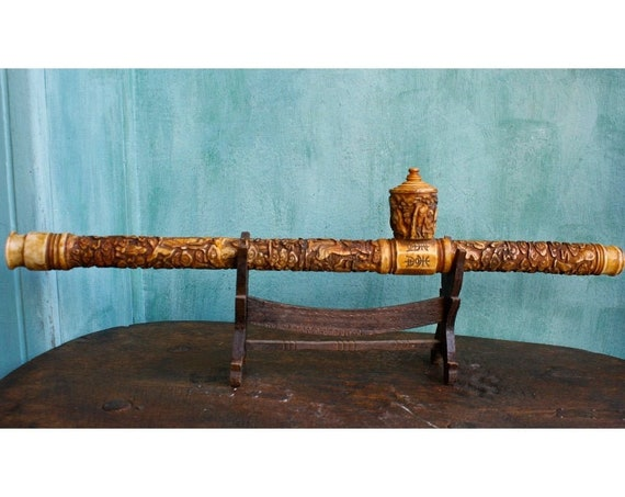 Replica Of An Authentic Chinese Opium Pipe