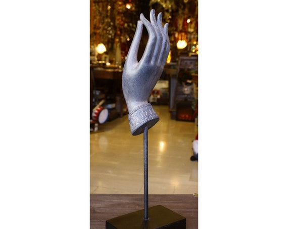 Handmade Hand Statue