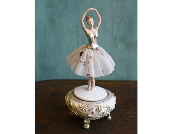 Wind Up Dancing Ballerina