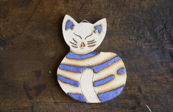 Handmade Ceramic Little Cat