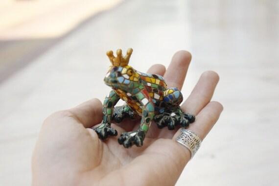 Mosaic Prince Frog