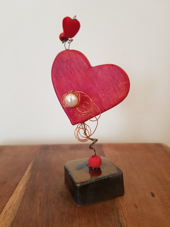 Ceramic Big Heart
