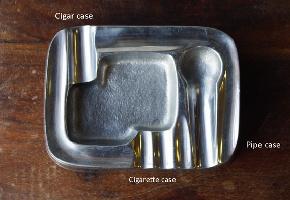 Minimal Aluminium Ashtray
