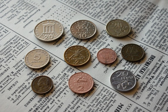 Set of 10 Coins