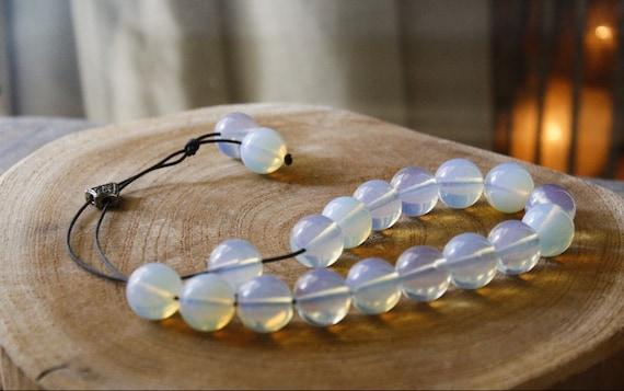 Moonstone Worry Beads