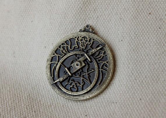 Astrolabe Pin