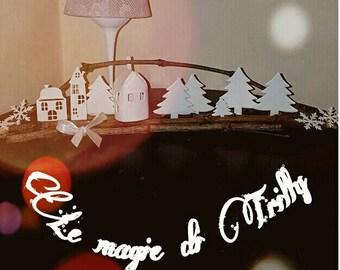 Christmas: Landscape