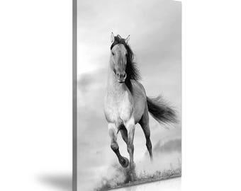 Horse Animal Art Print 50cmx76cm