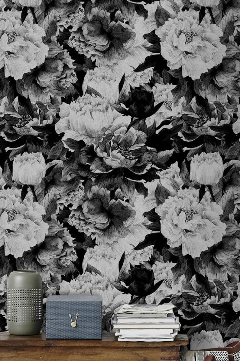 dark roses wallpaper