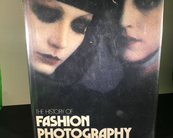 The History of Fashion Photography Nancy Hall-Duncan Free shipping