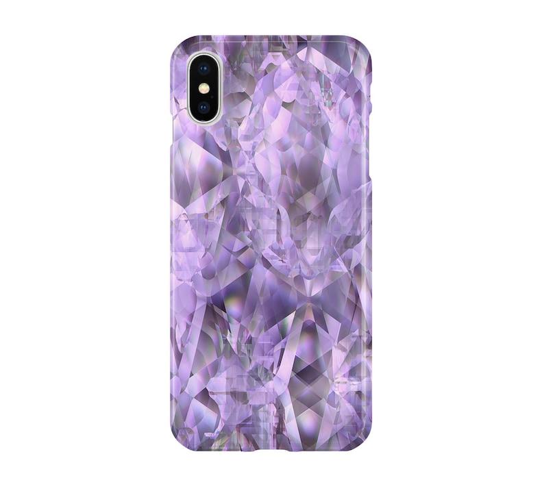 a8408a837fd44 Tiffany Stone Case - iPhone XS Max, Google Pixel 3, Samsung Galaxy S9,  iPhone X, Note 9, iPhone 8 Plus, iPhone 7, LG G7, Google Pixel 2 XL