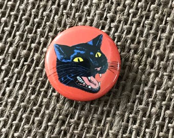 Cat! Button
