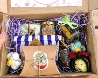 Self Care Gift Hamper | Miss You Gift | Quarantine Gift | Isolation Gift | Covid Gift | Gift For Her | Relaxation Gift | Christmas Gifts Her