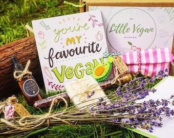 Eco Friendly Vegan Gift Set | Vegan Gift Hamper | Vegan Christmas Gift | Personalised Vegan Gift | Vegan Gift For Her | Vegan Halloween Gift