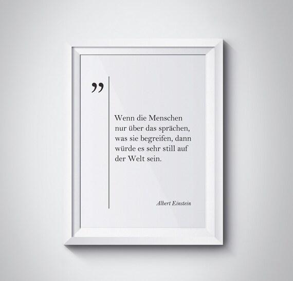 albert einstein quote deutsche zitaten german quotes office