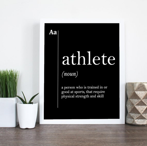 Calories Inspirational Quote Poster Art Print A3 A4 A5 A6 Decor Gift Gym Fitness