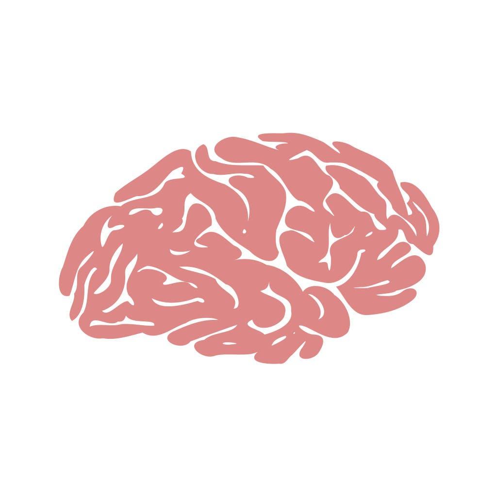 41 Menschliche Gehirn SVG Design Cutting Datei enthält auch PNG   für Cricut  Design Space und Silhouette Studio   kommerzielle Nutzung