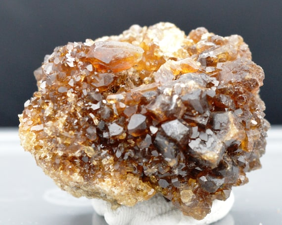 Morocco New Unheated natural citrine 110 grams