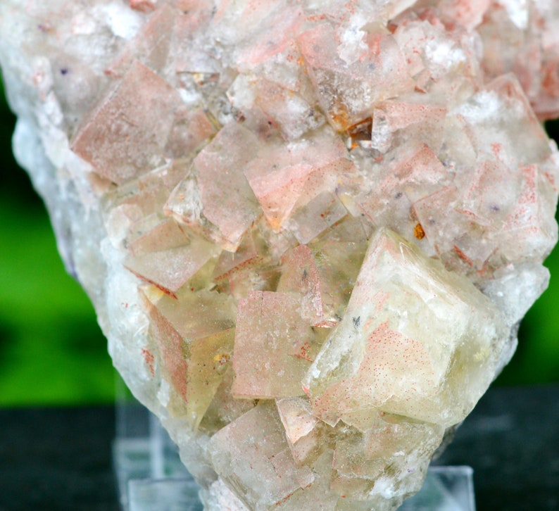 Schwandorf Nabburg Hermine Mine Bavaria Germany Fluorite 19 grams Lissenthan