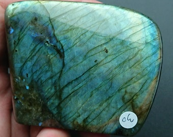 AAA Labradorite + - 320 grams - Madagascar - 1 piece