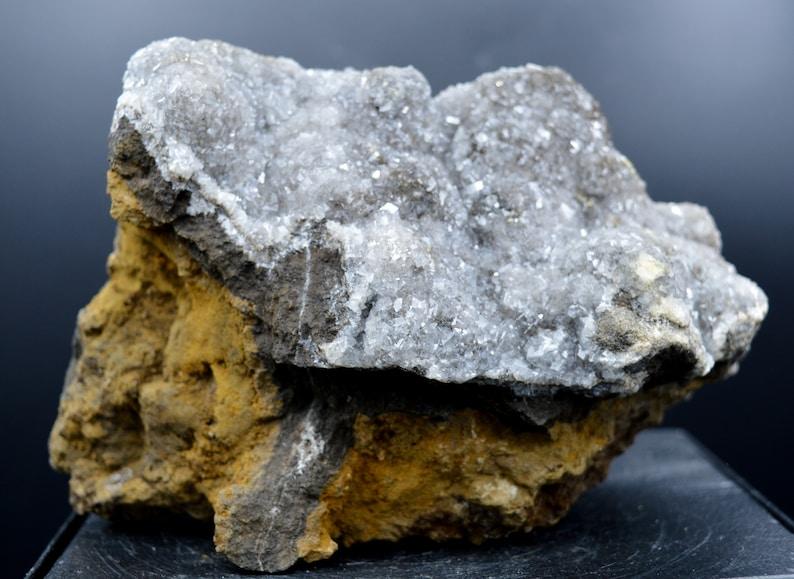 Belgium Resteigne Tellin 1458 grams La Lesse quarry Luxembourg Calcite Wallonia