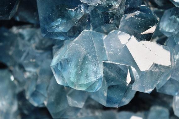 Minéraux Bruts - Géode célestine / célestite célestite / - 1619 grammes - Madagascar e0043f