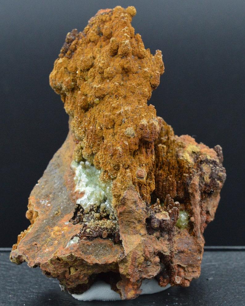 278 grams Adamite limonite and goethite Durango Mexico