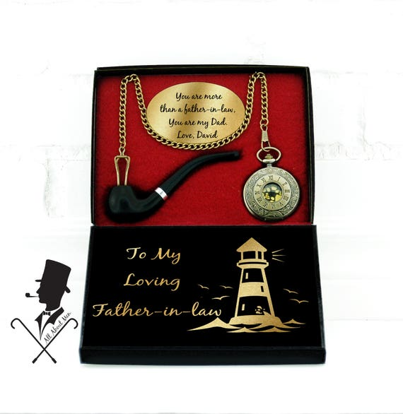 Father In Law Christmas For Personalized