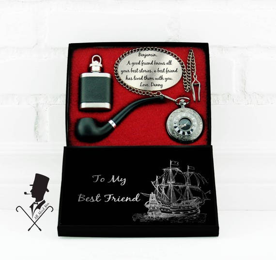 Best Friend Gift Personalized Guy