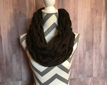 Jumbo Braided Scarf