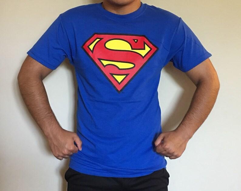 d657920d2db PLAYERA SUPERMAN