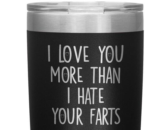 Funny Boyfriend Gift Fart Mug Valentines Day Gift for Boyfriend Mug Gag Gifts for Men Valentines Day Gift for Husband Gift for Him