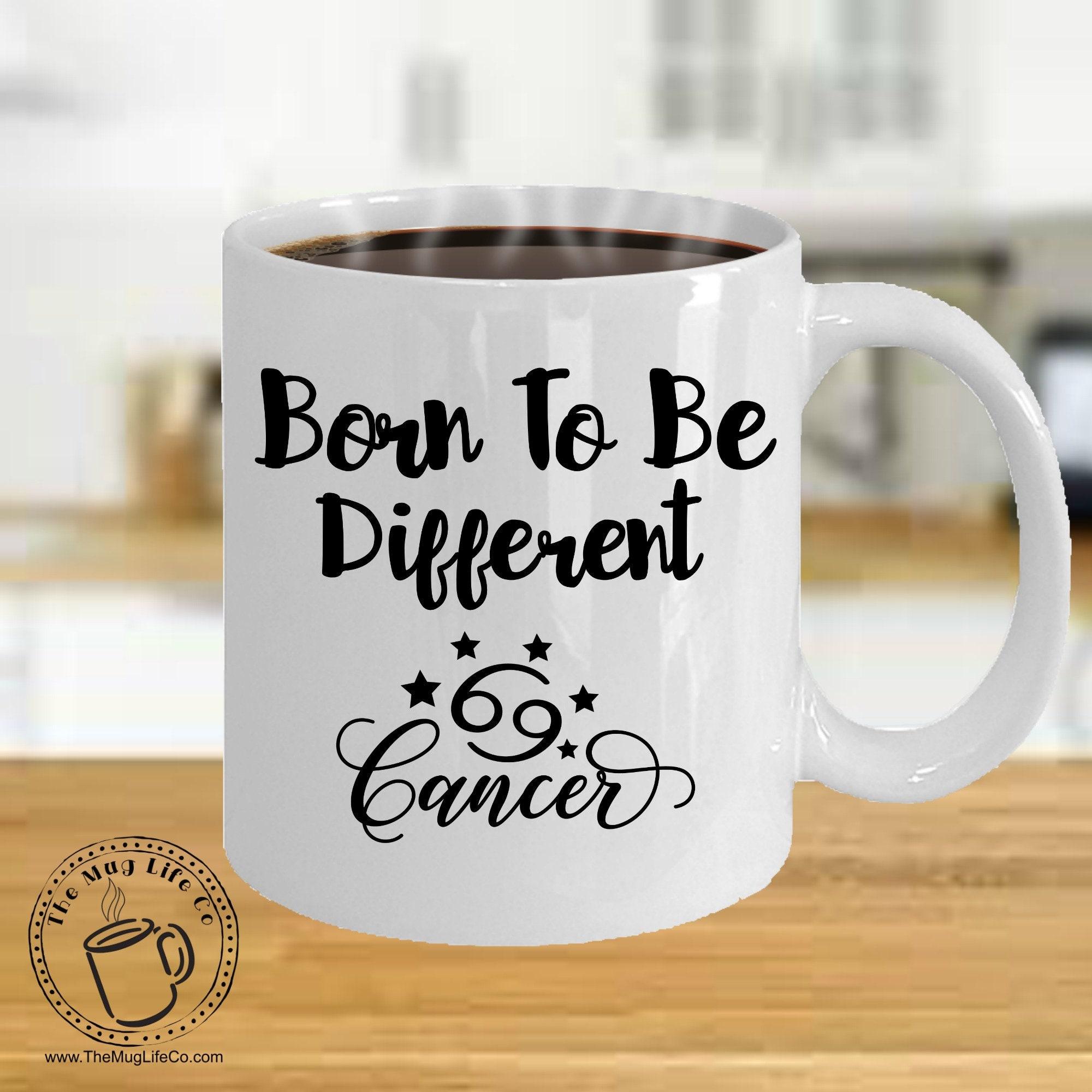 Cancer Zodiac Gift For Cancer Mug For Men Gifts For