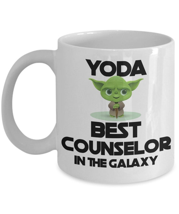 Best Counselor In The Galaxy Mug Thank You Gift for School Counselor Gifts for Men Gift for Counselor Office Gift for Women