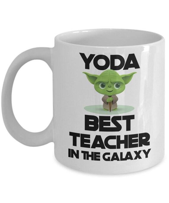 Best Teacher In The Galaxy Mug for Teacher Gift Appreciation Gift for Teacher Gifts from Students Teacher Coffee Mug Teacher Mug