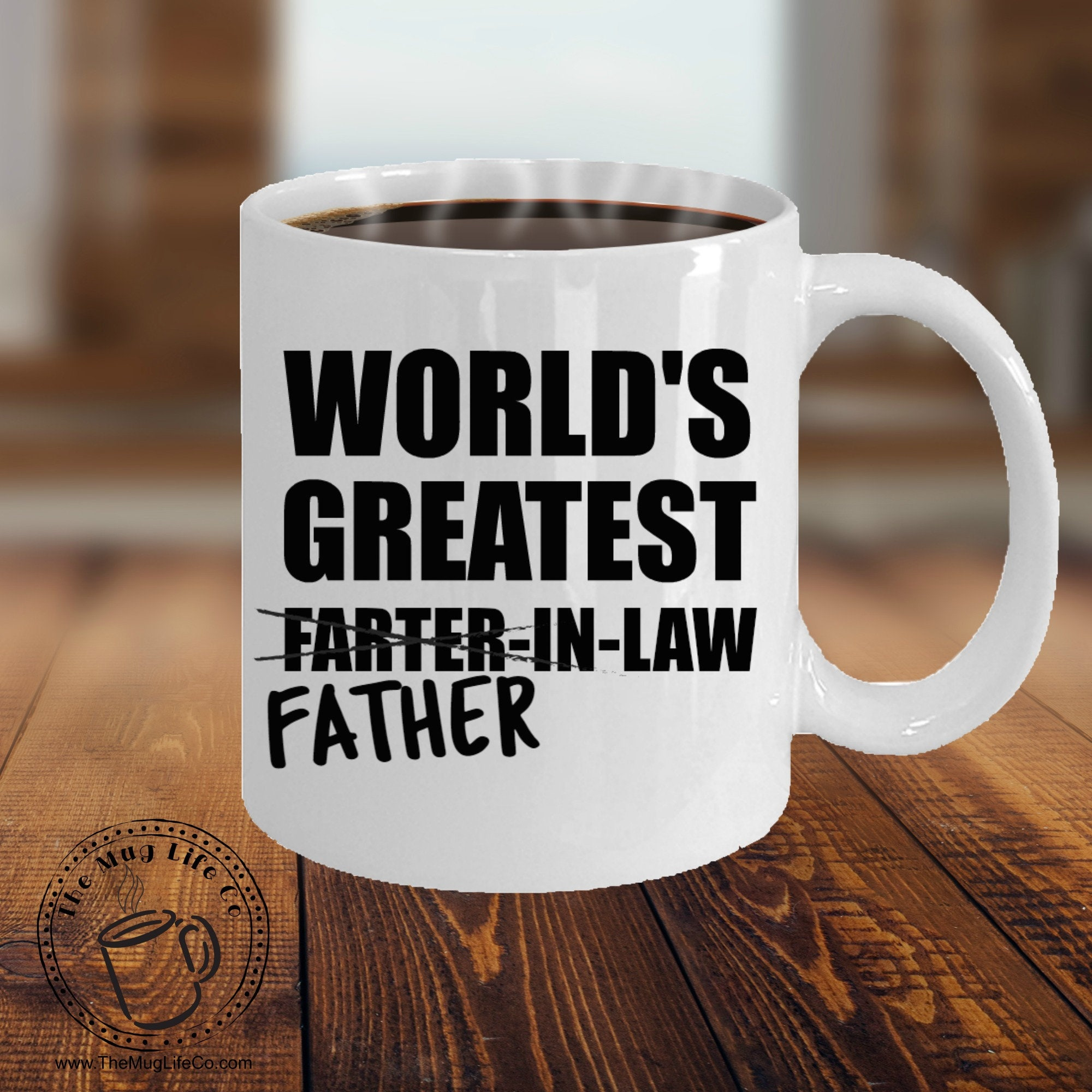 I/'m The World/'s Greatest Farter I Mean Father Engraved 20 oz Tumbler with Lid
