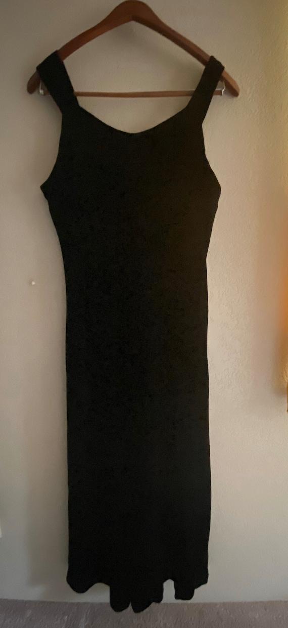 Harper Greer velvet dress plus size